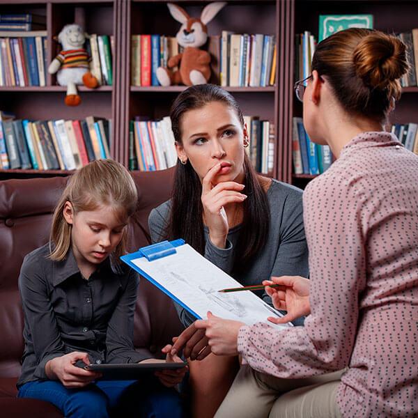 Escuela de padres. Psicología y orientación