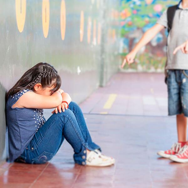 Acoso escolar y convivencia en las aulas