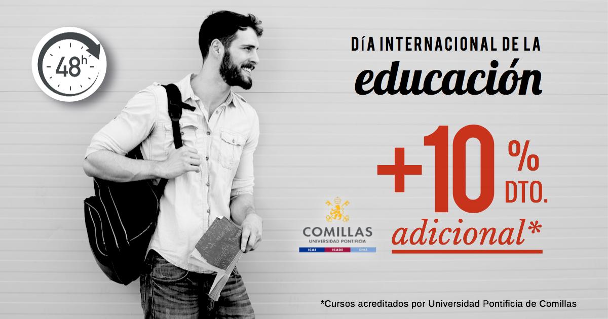Promoción Día Internacional de la Educación