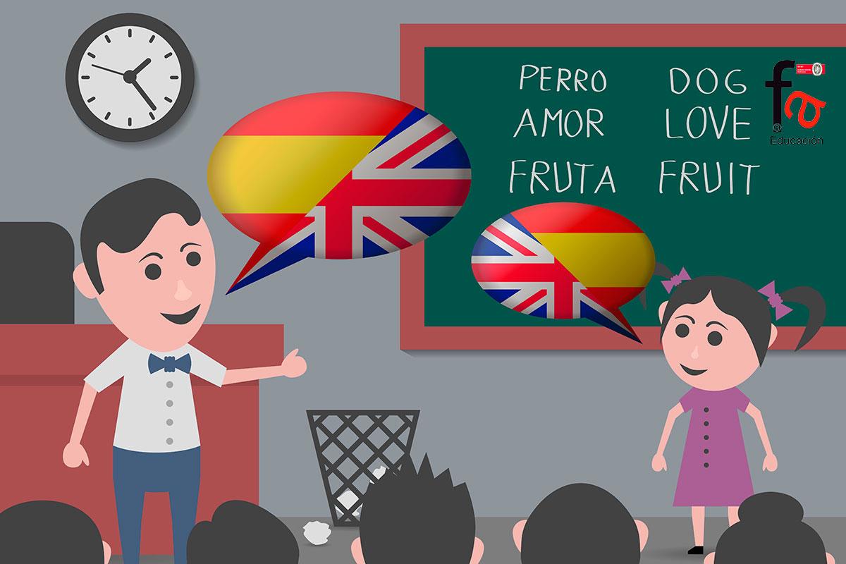 El modelo de educación bilingüe excluye a los alumnos con dificultades de aprendizaje y discapacidad