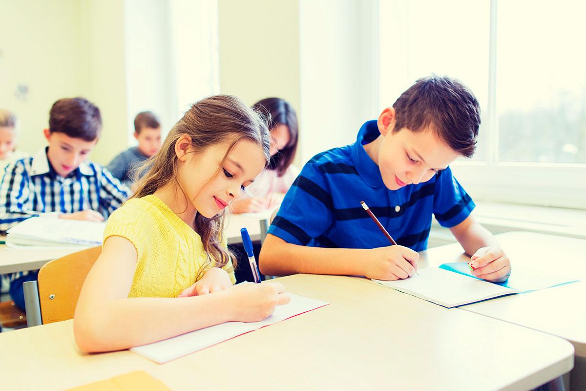 Muchos niños son brillantes aunque sus notas digan lo contrario