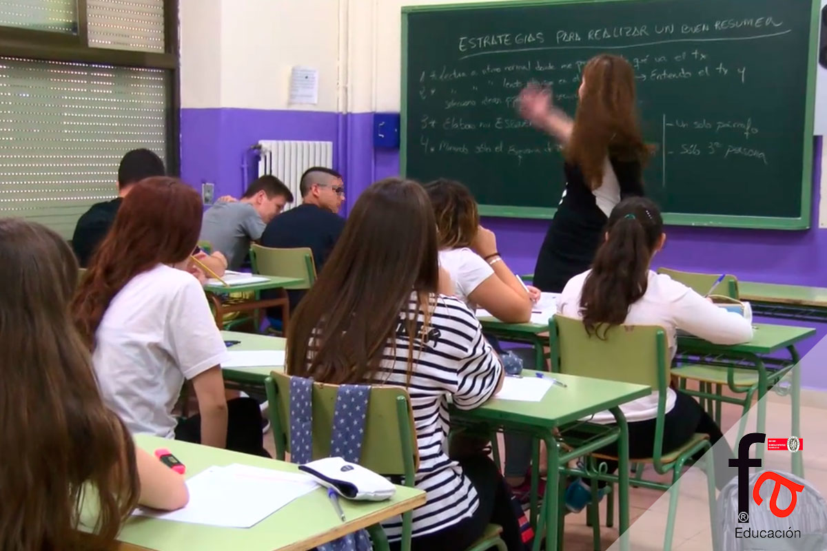 Educación convocará el próximo año 1.000 plazas de Primaria