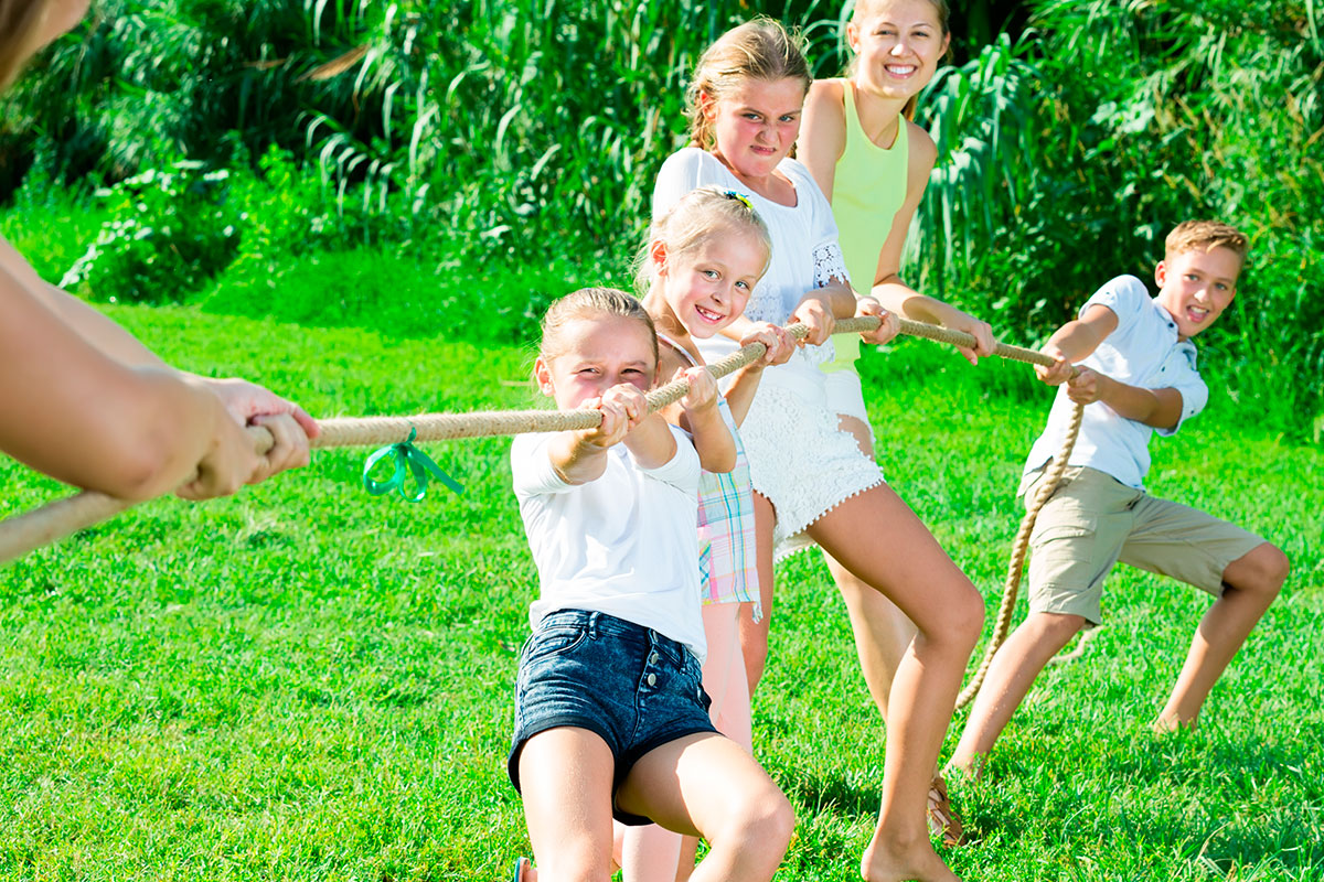 La disminución del juego libre de los niños afecta a la salud mental infantil