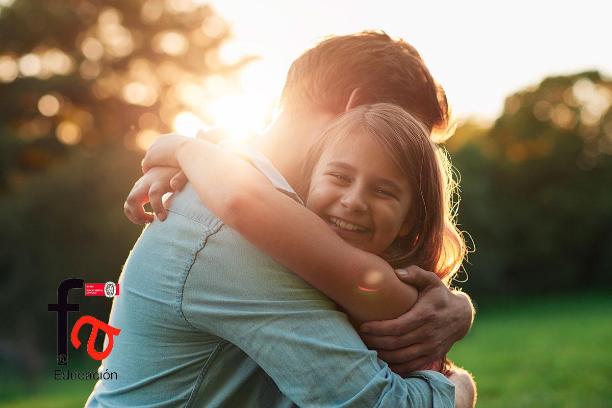 12 abrazos diarios para el cerebro, beneficios