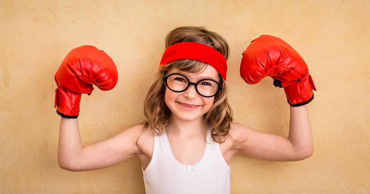 7 consejos para criar niños mentalmente fuertes