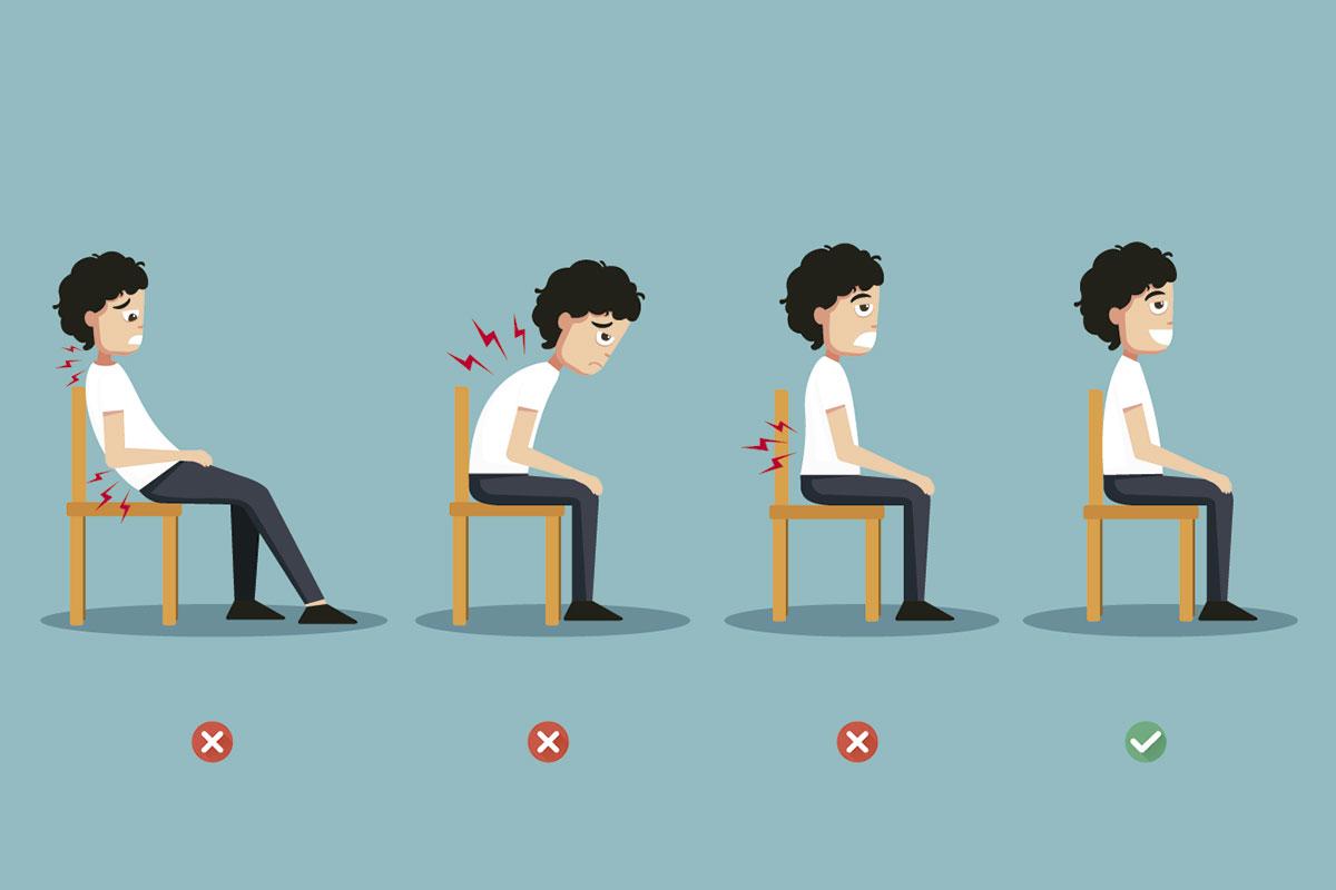 La higiene postural en escolares